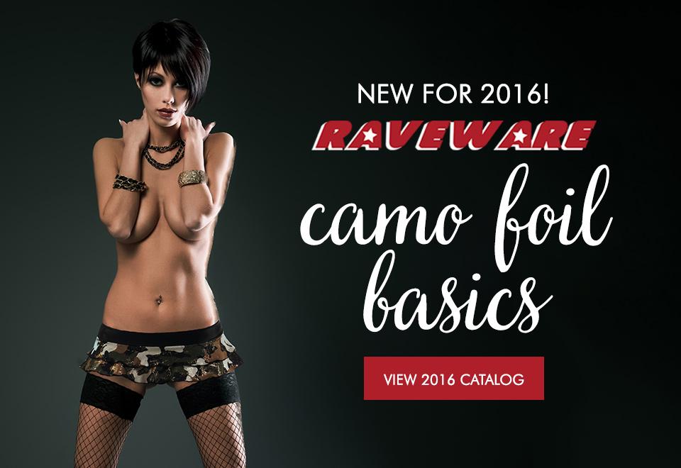 Camo Foil Basics